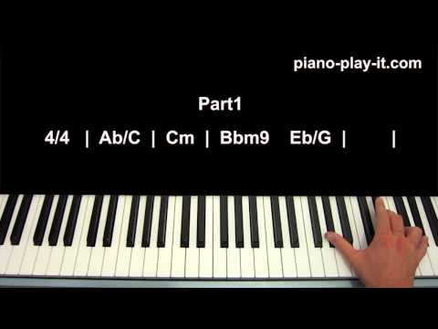 Do You Want to Build a Snowman Piano Tutorial from Frozen