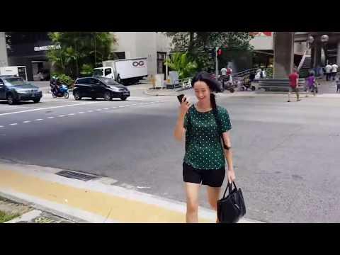 Сингапур-1 Путь на трассу
