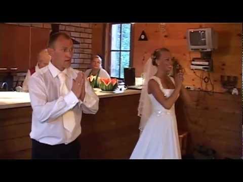 Pirmā kāzu deja , первый свадебный танец в стиле HIP HOP