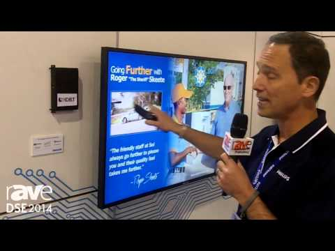 DSE 2014: Philips Shows Line of Displays with OPS HDBT Endpoints