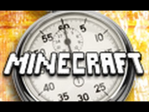 Minecraft: EscapeCraft the First - A Speed Run