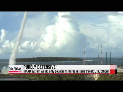 THAAD system in S. Korea would only counter N. Korea missile threat: U.S. offici