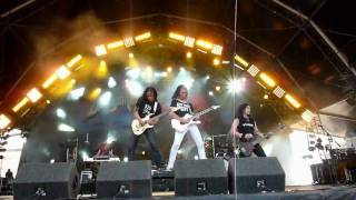 Dragonforce Live@Hellfest  HD part 1