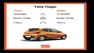 Tata Tiago full specification and features