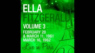 Ella Fitzgerald They Can 39 T Take That Away From Me Live Mar 11 1961