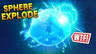 *NEW EVENT* SPHERE EXPLOSION SOON?!! - Fortnite Funny WTF Fails and Daily Best Moments Ep.878