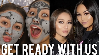 GRWM and Yes Hipolito! Skincare and Chit Chatty Easy Glam Makeup Routine