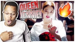 Reacting To Jennie 39 Solo 39 Choreography Unedited Version