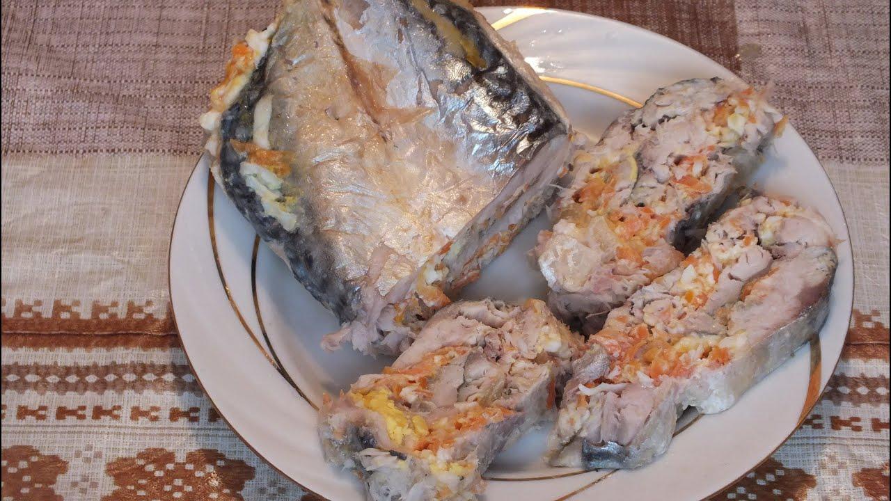 Рецепты вкусные пошагово скумбрия