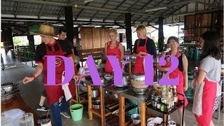 CHIANG MAI DAY 12: The Best Thai Cooking School