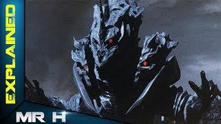 Monster X - Godzilla Kaiju Explained