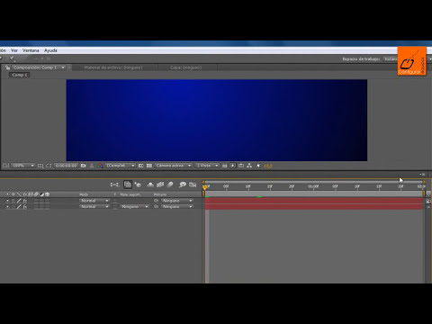 Tutorial after Effects: cómo exportar y guardar videos