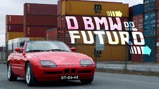 O BMW DO FUTURO - BMW Z1