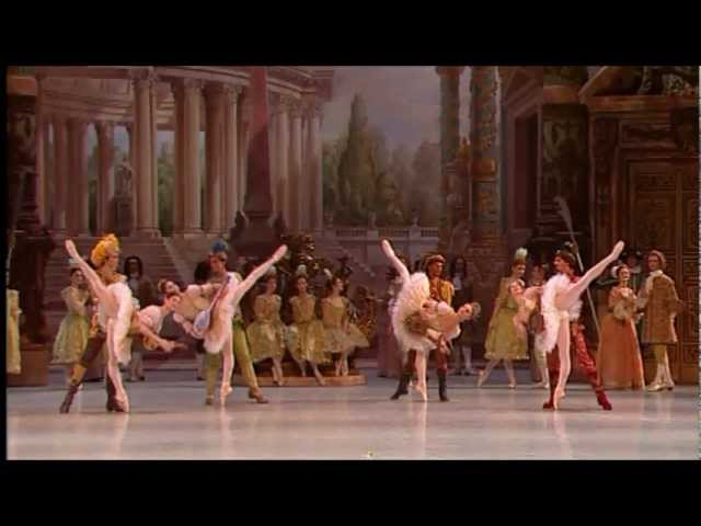 Aurelie Dupont- Sleeping Beauty Ballet - Rose Adagio