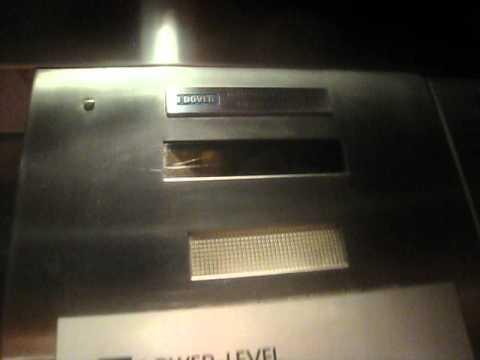 Dover Hydraulic Elevator @ Marriott Hotel Long Island