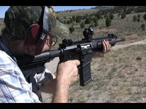 Ruger SR762 - Shooting This $2000 Carbine - Is It Worth It?