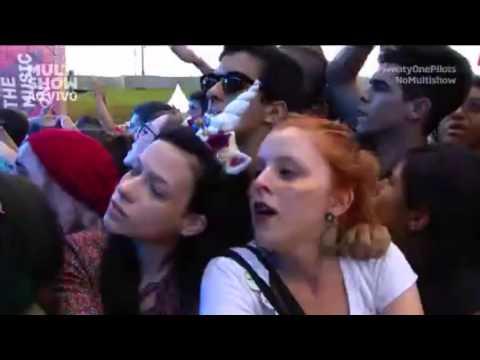 "Car Radio - Twenty One Pilots ""Live Lollapalooza Brazil 2016"" - HD"