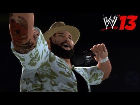 WWE '13 Community Showcase: Bray Wyatt (Xbox 360)