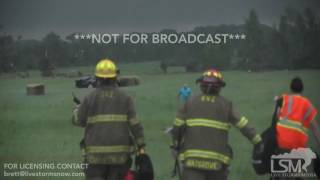 04-29-2017 Canton, Texas - Violent Wedge Tornado, Search and Rescue