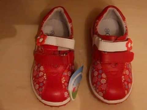 Видео как выбрать размер обуви ребенку