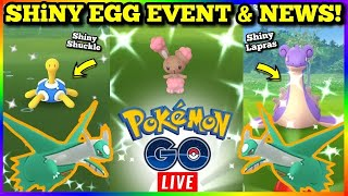 🚨 LiVE 🚨 So many SHiNY'S Dropped at ONCE 🔥  🌠 Eggstravaganza EVENT | Pokemon GO! in NYC 🗽