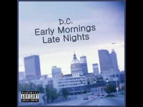 D.C. - A Night In Atlanta/PartyNextDoor Break From Toronto Cover