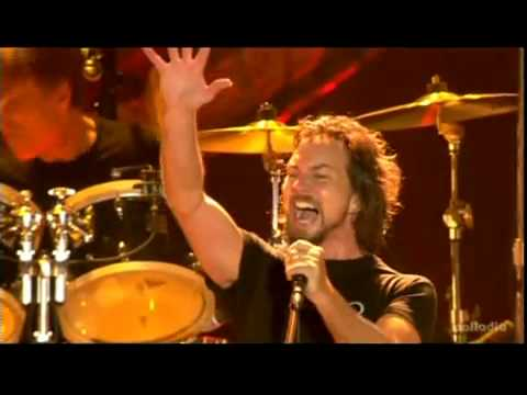 Pearl Jam - The Fixer Live