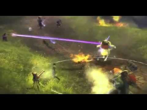 Guild Wars 2 PC teaser trailer