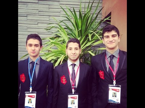 Team Morocco Road to the World Schools Debating Championship