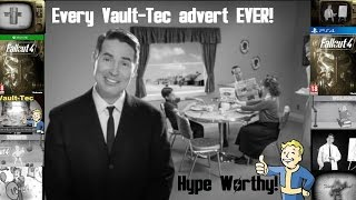 Fallout: All Pre-War ads!