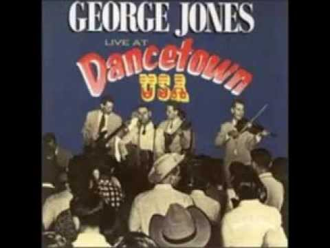 George Jones - Aching Breaking Heart