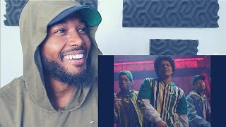 Download Lagu Bruno Mars - Finesse (Remix) [Feat. Cardi B] [Official Video] Reaction Gratis STAFABAND