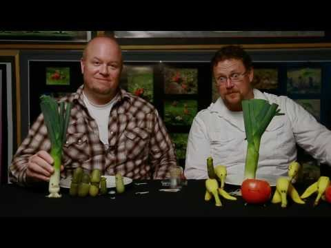 Cloudy With A Chance Of Meatballs 2 Making Foodimals with Kris Pearn and Cody Cameron