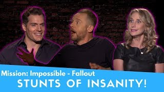 Mission: Impossible: Fallout - Stunts of Insanity!