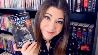 THE HERO OF AGES BY BRANDON SANDERSON | BOOK REVIEW + DISCUSSION