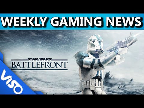 Weekly Gaming News: Star Wars Battlefront, Battlefield Hardline Delayed, Titanfall