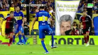Boca Juniors 4 - 1 Newell