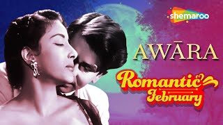 Awaara (1951) - Hindi Full Movie | Raj Kapoor & Nargis