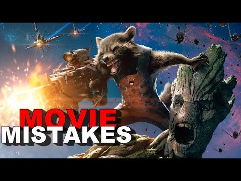 Guardians of the Galaxy (2014) Movie Mistakes, Goofs, Review, Scenes and Fails