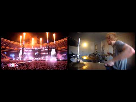 Muse - Live in Rome (x10 Drum Covers) - Inc. Supremacy, Knights of Cydonia & Time is Running Out