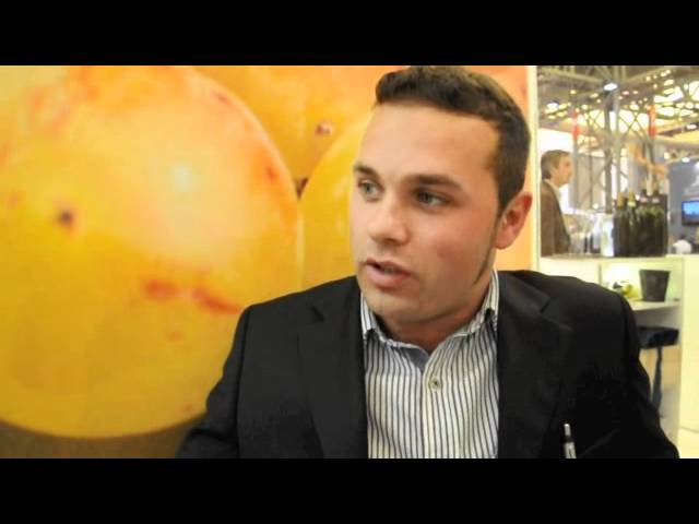 Vinexpo 2011: Fabio Perrone