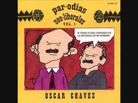 Salario minimo - Oscar Chávez