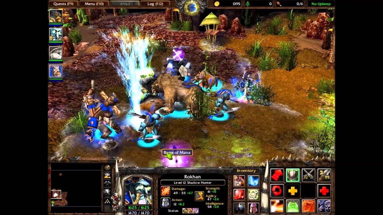 Warcraft 3 frozen throne orc scenario erotic vids