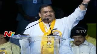 TDP Leader Kala Venkata Rao Speech @ Dharma Porata Deeksha || AP Special Status || Vizag