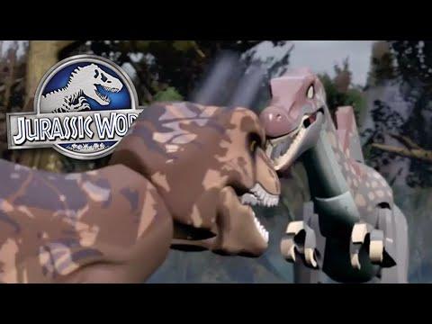 FULL JURASSIC PARK 3 Segment - Lego Jurassic World    iOS/Andriod HD