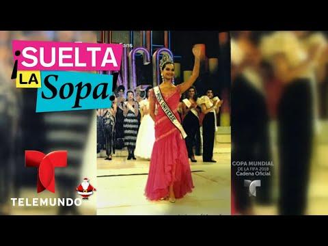 Lupita Jones cambio los caballos por los concursos de belleza   Suelta La Sopa   Entretenimiento