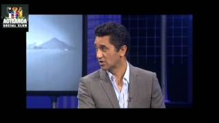 Cliff Curtis actor interview on Late Night Talk Show Aotearoa Social Club