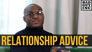 "UFC Champ, Kamaru ""The Marriage Counselor"" Usman gives fans relationship advice..."