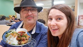 AMERICAN DAD TRIES VIETNAMESE FOOD FOR THE FIRST TIME!