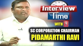 Interview Time With SC Corporation Chairman Pidamarthi Ravi